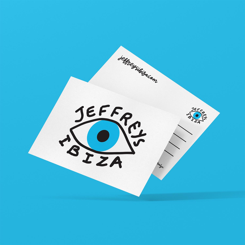jeffrey's carte postale