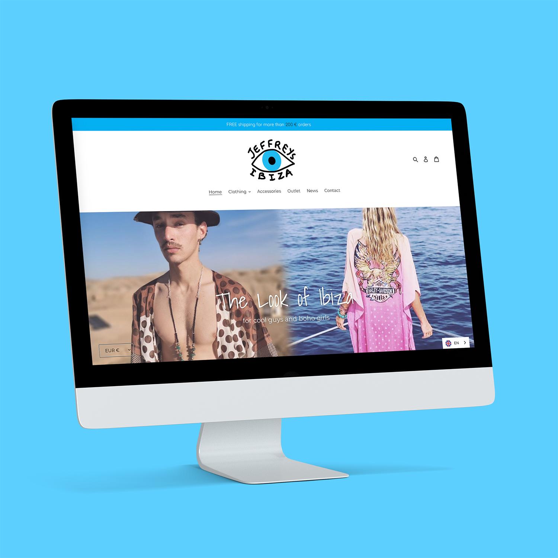 e-commerce jeffrey's ibiza