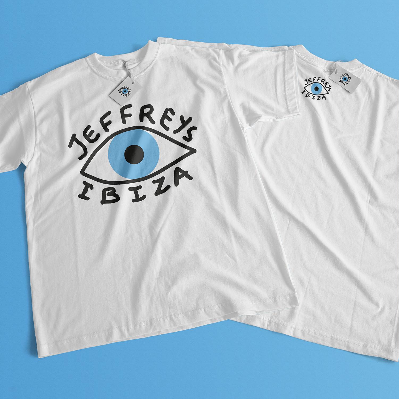 t-shirt jeffrey's ibiza